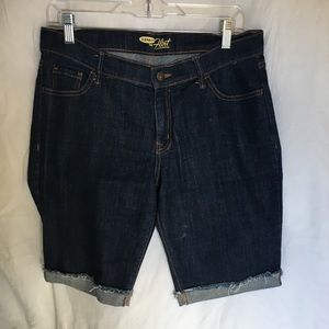 Old Navy Bermuda shorts.